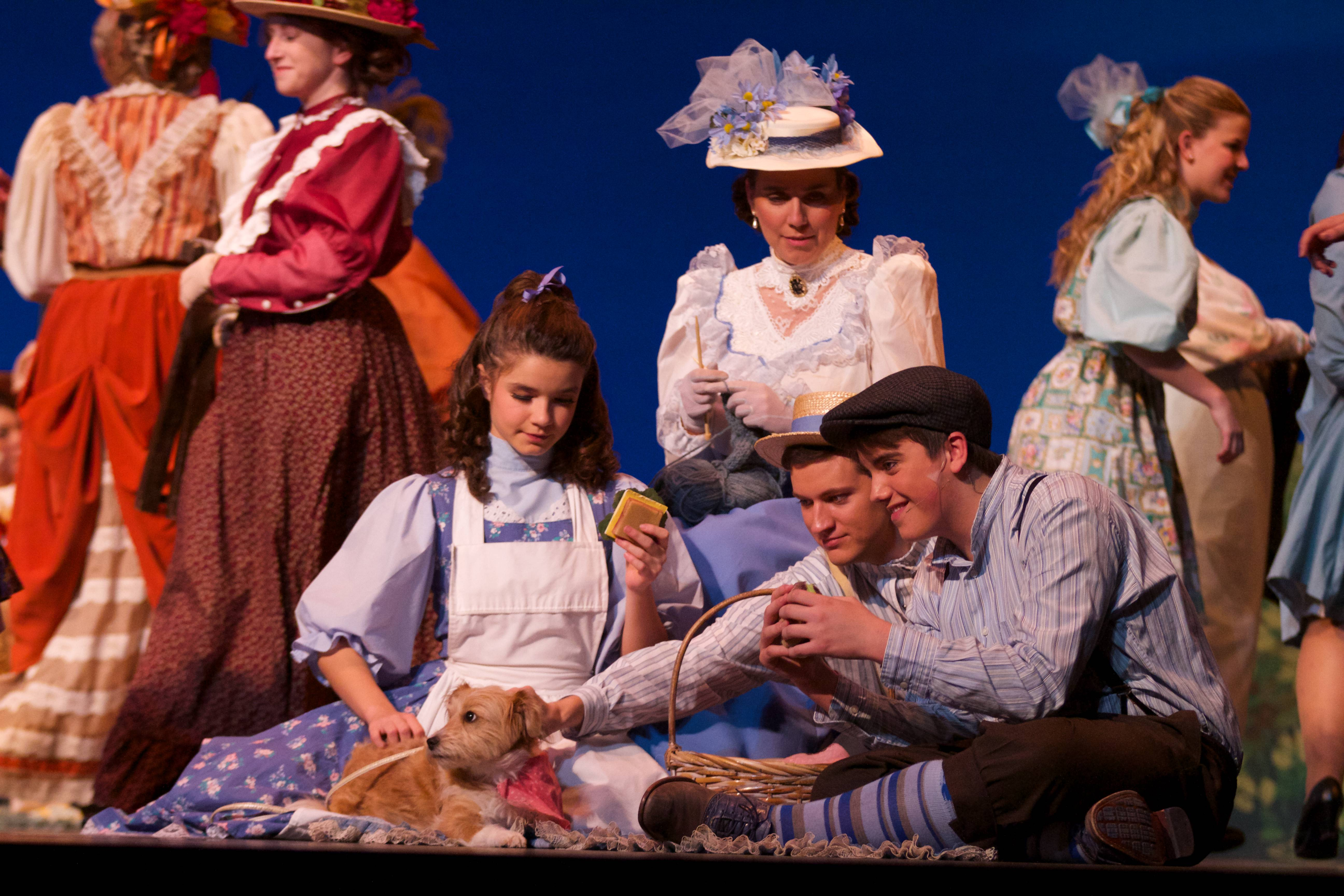 Anne Of Green Gables Kw Musical Productions