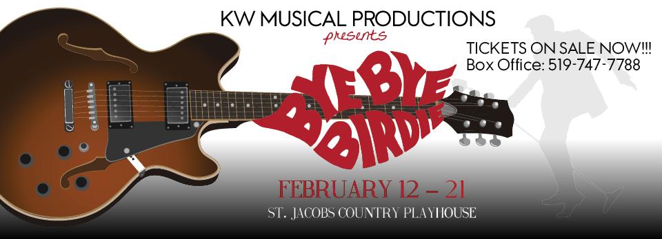Bye Bye Birdie Tickets Are Now On Sale!