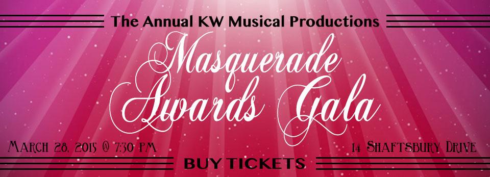 KWMP's Masquerade Awards Gala, March 28