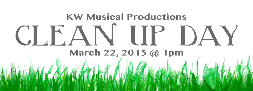 Clean Up Day March 22