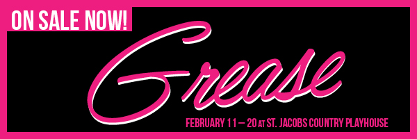 Grease Newsletter Banner