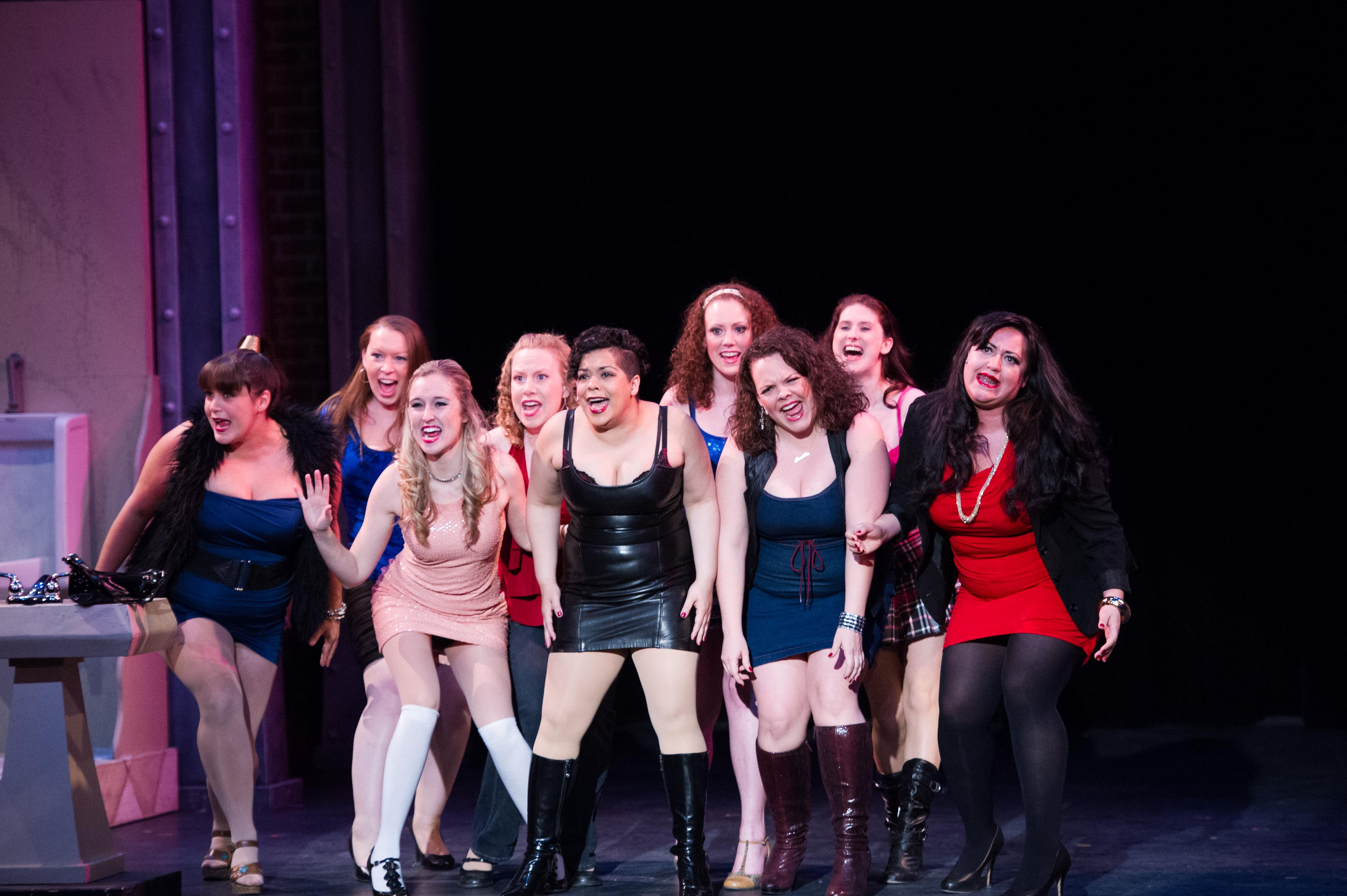 The Full Monty Kw Musical Productions