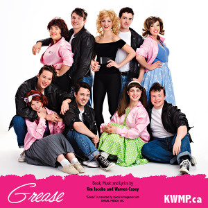 Grease Kw Musical Productions