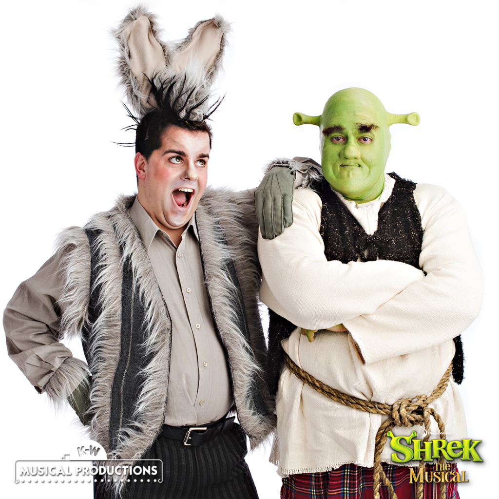Shrek Kw Musical Productions