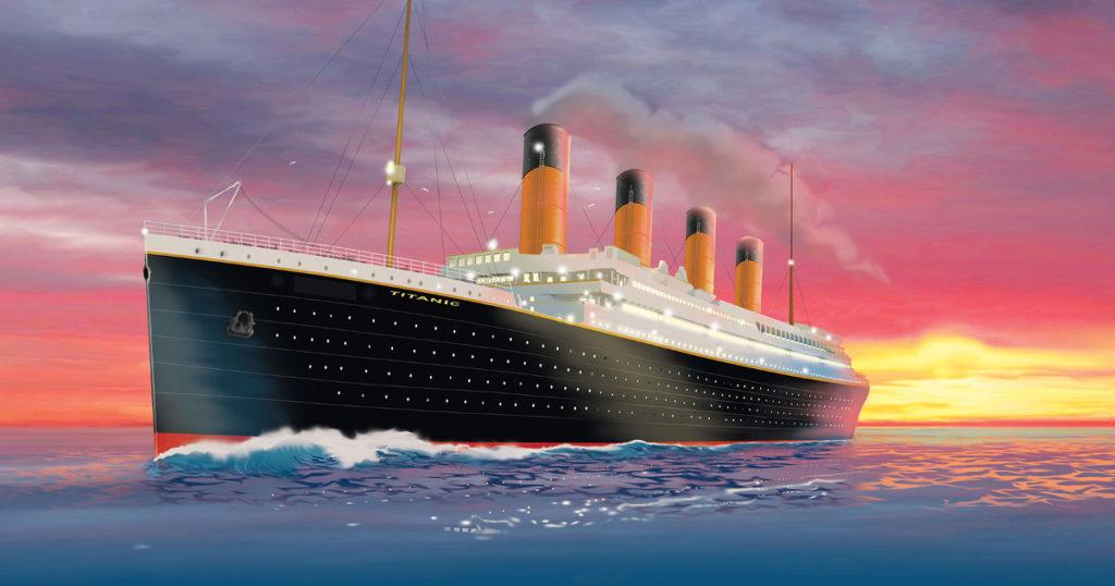 Titanic Jahaj Jiske Dubne Se Hazaaro Logo Ki Jaane Gayi Asal Me Voh Jajah Titanic Tha Hi Nahi!!!