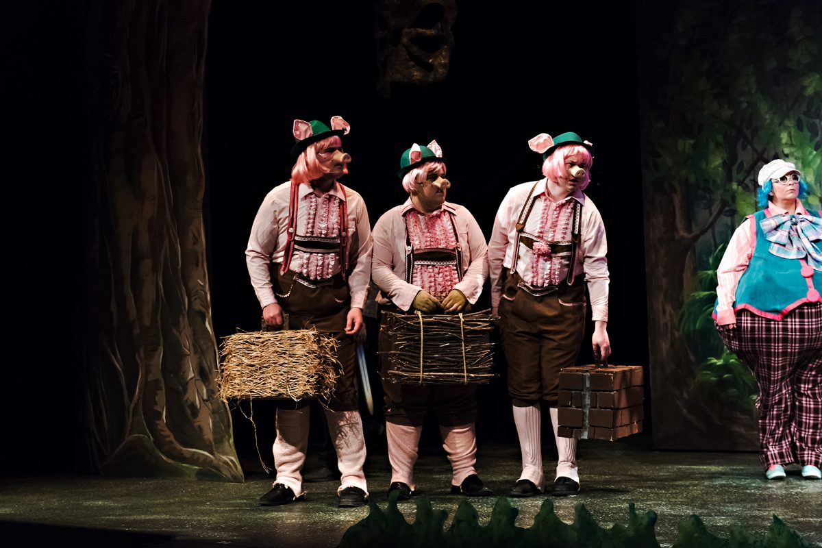 Shrek Kw Musical Productions