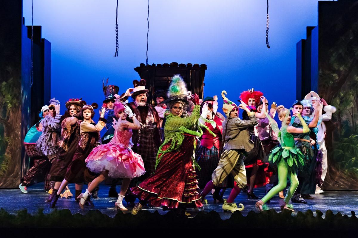Shrek The Musical Mad Hatter